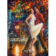Комплект за рисуване по номера. Нощно танго – GX 23667