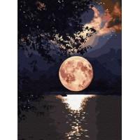 Рисуване по числа - Луна EX 6363