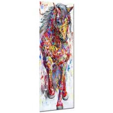 GI 20601 Диамантен гоблен - Шарен кон