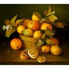 RZ 303013 Диамантен гоблен - натюрморт с плодове