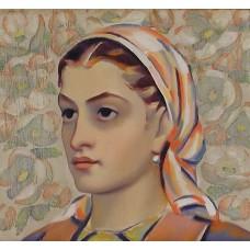 LD 303037 ДИАМАНТЕНИ ГОБЛЕНИ- Портрет на момиче