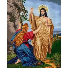 Възкресение - Диамантен гоблен IK 45122