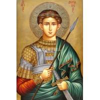 Св. Пантелей диамантен гоблен IK 304501