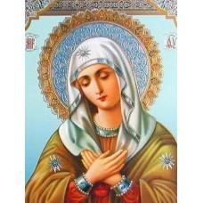 IK 304025 Чудотворна икона - Света Богородица - Умиление