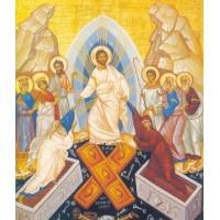 ВЪЗКРЕСЕНИЕ ХРИСТОВО - Диамантен гоблен IK 405032