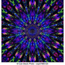 Мандала за енергия - диамантен гоблен MD 404050