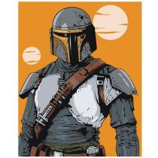 Картина по номера - Звездни войни ZE-090