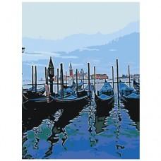 Картина по номера - Лодки ZE-3119
