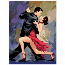 Картина по номера - Танц ZE-3111