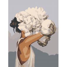 Момиченце в цветя  ZE-3146