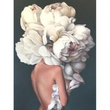 Момиченце в цветя  ZE-3147