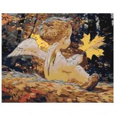Картина по номера -  Ангел  ZG-0019