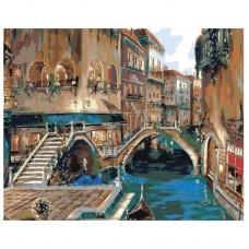 Картина по номера -  Градски пейзаж   ZG-0023