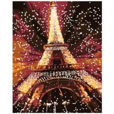 Картина по номера - Айфеловата кула ZG-0206