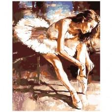 Картина по номера - Балерина ZG-0159