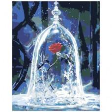 Картина по номера - Вълшебно цвете ZG-0099