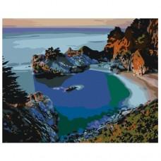 Картина по номера - Райско място ZG-0200