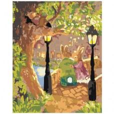Картина по номера - Романтични зайци ZG-0103