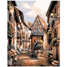 Картина по номера - Селска улица ZG-0142