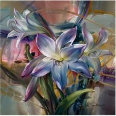 Картина по номера - Цветна композиция ZP-035