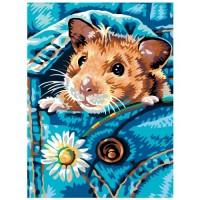 GI 304108 Диамантен гоблен - Мишка
