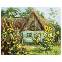 PZ 304126 Диамантен гоблен - Селска къща