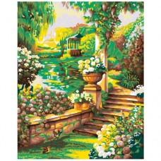 PZ 304132 Диамантен гоблен - Паркът