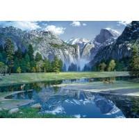 PZ 304148 Диамантен гоблен - Планинско езеро