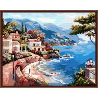 Залив - Картина по номера - EX 5219