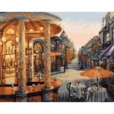 Лятна тераса - Картина по номера GX 21548