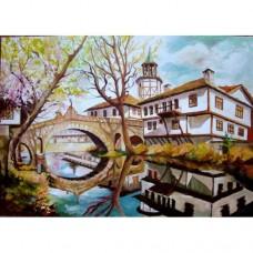 Мост Картина по номера GX 35515