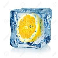 RZ 303020 Диамантен гоблен -  Лимон и лед