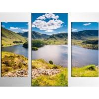 TRP 0009 Триптих - Рилски езера