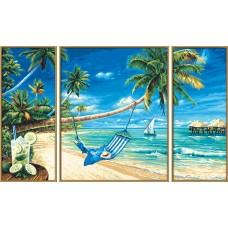 TRP 0001 Триптих - на морето